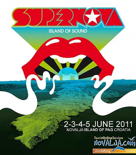 �������� ����� �� ��������� Supernova Island of Sound ����, ����������, �����������, �������, �������